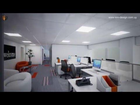 World Trade Center Montevideo - Animación para SPM Equipamientos