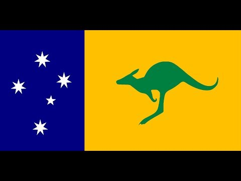 Is this the next Australian Flag?