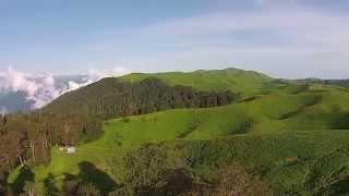 видео Альпийские луга Абхазии