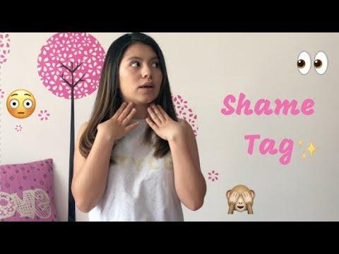Shame Tag - Tag de la Vergüenza 😳| Camila Zarta