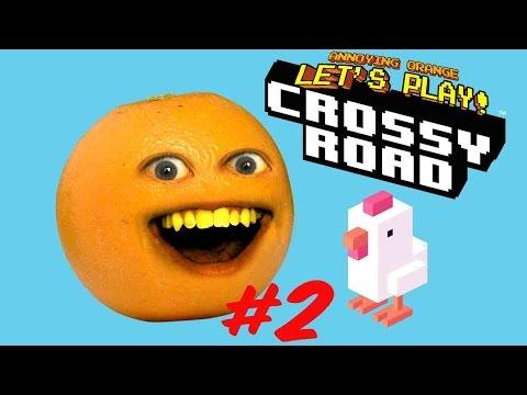 Annoying Orange Plays Nfl Quarterback 15 Doovi