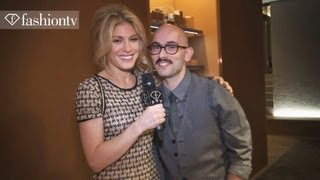 Tailors of Hair: Visit to Rossano Ferretti Salon with Hofit Golan | Milan Fashion Week | FashionTV