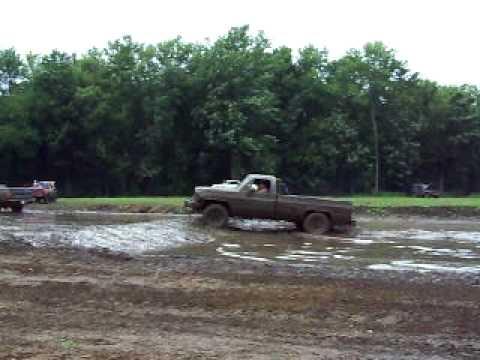MudRFunR Passed In Reverse In Mudpit - Summer Mudfest