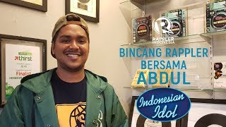 Bincang Rappler bersama Ahmad Abdul - Indonesian Idol