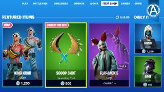 Fortnite Item Shop Update Countdown - August 10th, 2020 (Fortnite Item Shop LIVE)