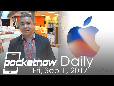 iPhone 8 event official, Samsung Galaxy S9 dates & more - Pocketnow Daily