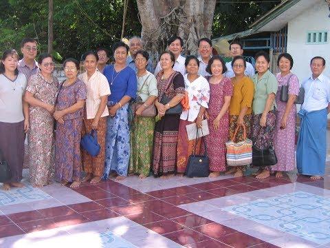 Reminiscing My Myanmar Trip 11/7-16/2005