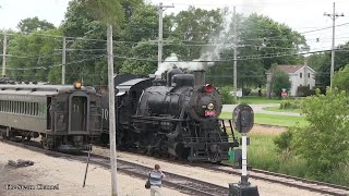 Rail Action at the Illinois Railway Museum