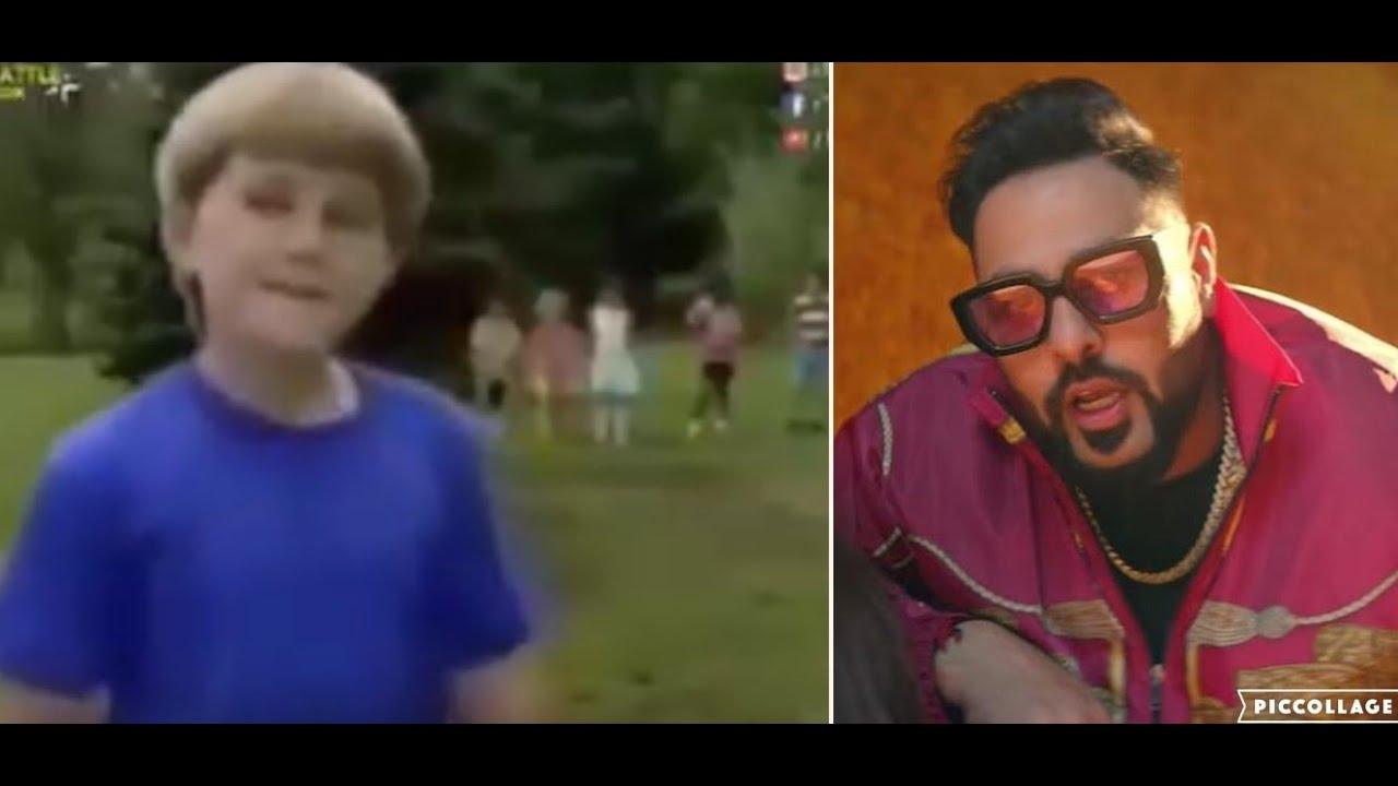 Chori Pakdi Gayi Badshah Genda Phool Song Funny Memes