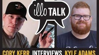 interview with Kyle Adams, icon designer