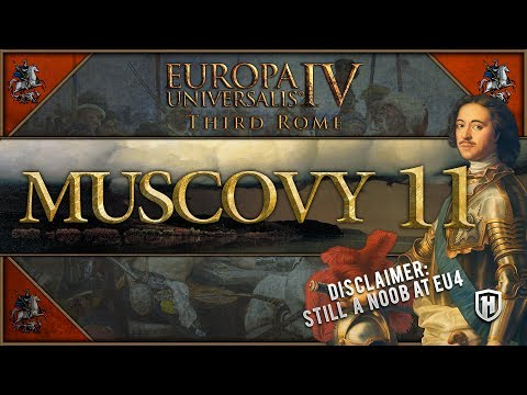 MY TIME MACHINE WORKED! | Russia Muscovy #11 - Third Rome DLC | Europa; Universalis IV Gameplay