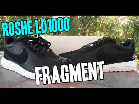 Nike Roshe FRAGMENT! LD-1000 SP PICKUP!