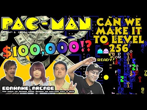 $100,000!? Just For Playing PAC-MAN!? | Reach Level 256 | Ep:15