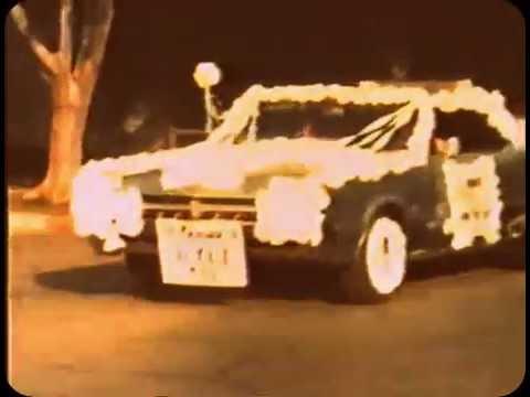 Tracy Ca homecoming Parade 1976