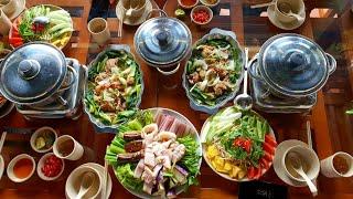 Food For Good Eps 167: Sẽ nhớ mãi bữa cơm trưa đặc trưng An Giang tại resort Sang Như Ngọc Tịnh Biên