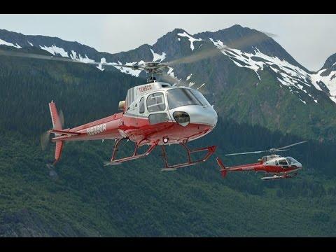 Juneau, Alaska Helicopter Tour Mendenhall Glacier