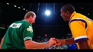NBA Finals Classic 1987 Celtics at Lakers Game 6 BIRD V.S. MAGIC (full)