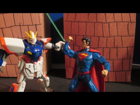 Superman Stop Motion: The Toyman