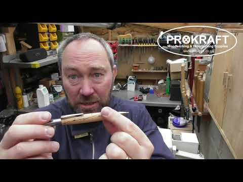 Introduction To Pen Turning - But A Different Way