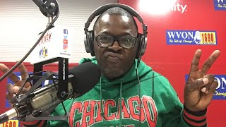 Watch The WVON Morning Show...Water Department Racism!
