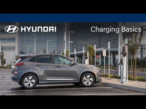Charging Basics | Kona Electric | Hyundai