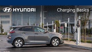 Charging Basics   Kona Electric   Hyundai