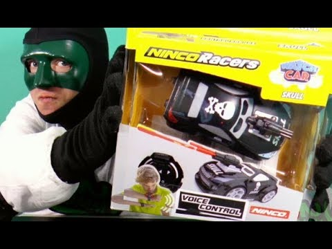 Watch Car Skull mit Schussfunktion! [Ninco] NincoRacers |Review