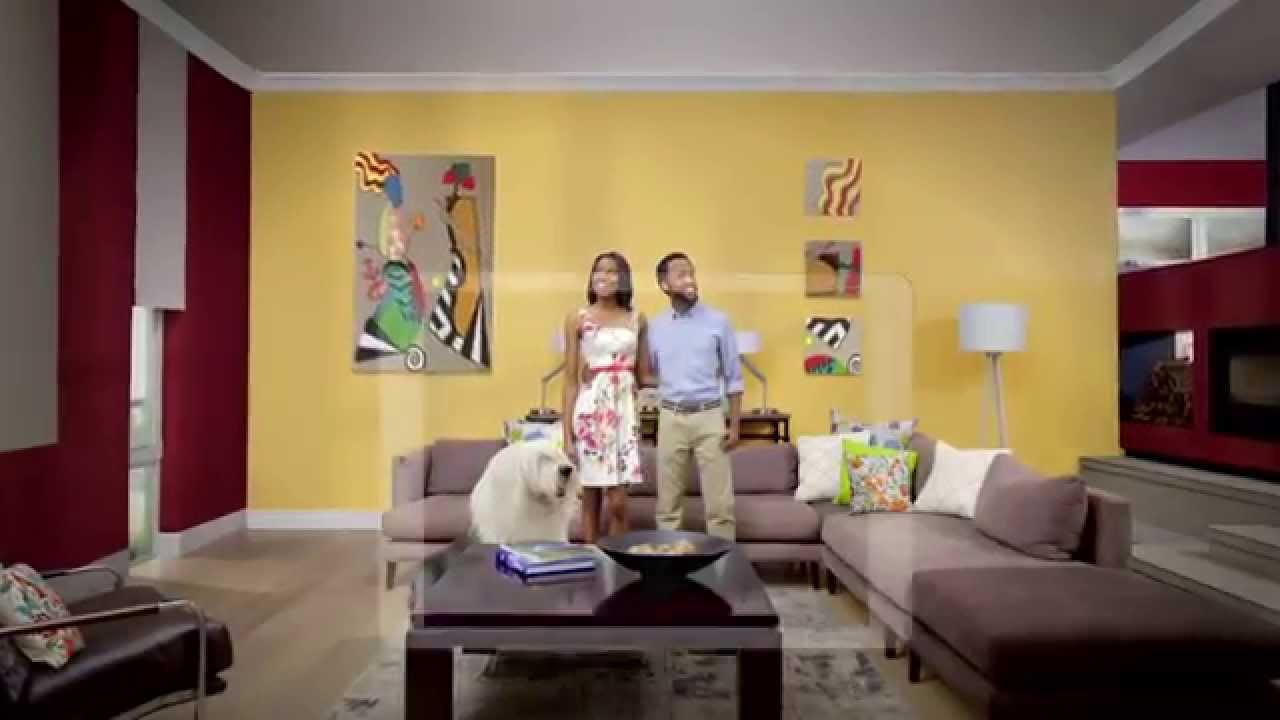 Dulux Visualizer South Africa - YouTube