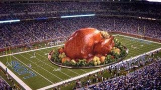 NFL Week 12 & Thanksgiving Day Predictions