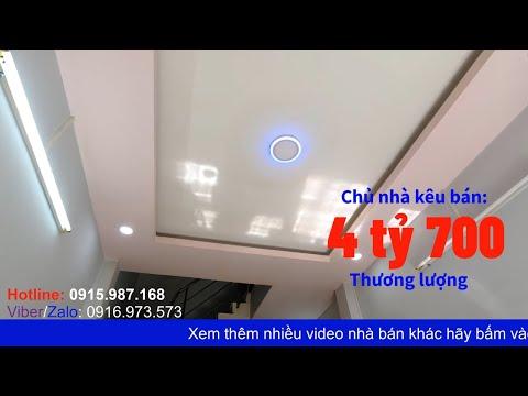Video nhà bán Quận 5, trệt 2 lầu sân thượng, cách mặt tiền đường Võ Văn Kiệt chỉ 5 căn