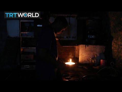 Venezuela in Turmoil: Power restored in some parts of Caracas
