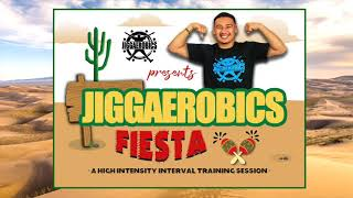 JiggAerobics Fiesta Lower Body HIIT Session