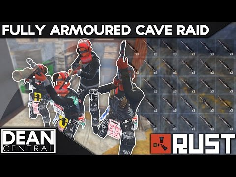 Cave Raid: The Best Loot EVER? | Rust | Episode 15