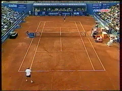 ATP Umag 99 Norman vs Tarango Final