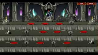 =AQW= Necromancer Tower Part 2 (MiniGame) Full Walkthrough (DoomWood Saga)