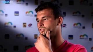 Dimitrov Reflects On Murray Upset Miami 2016