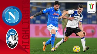 Napoli 0 0 Atalanta Battle to goalless draw in Cup semi final first leg Coppa Italia 2020 21