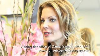 A Visit to Dr. Yamini at Sunset Cosmetic Surgery Thumbnail