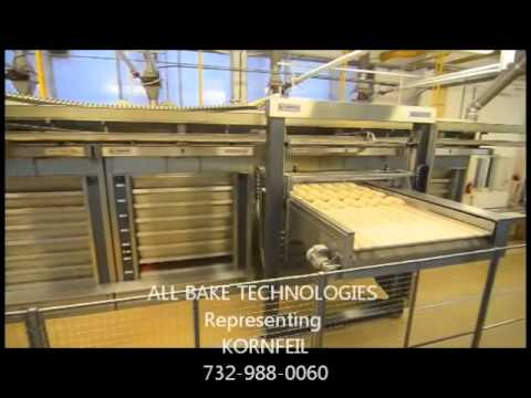 Kornfeil Automated Oven For Artisan Breads and High Water Content Dough.wmv
