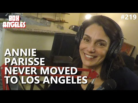 Annie Parisse Talks Never Moving to Los Angeles
