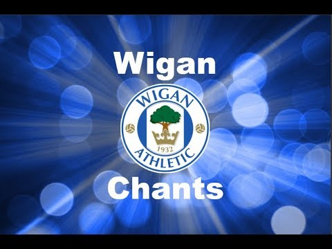 Wigan Athletic\'s Best Football Chants Video | HD W/ Lyrics ft. Will Grigg\'s On Fire!