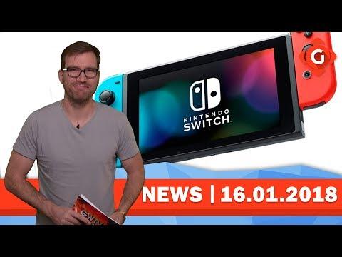 Kein Netflix für die Switch? Cyberpunk 2077: Neue Infos zur E3? | GW-NEWS