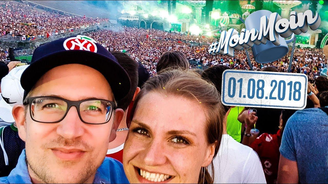 Mein Ausflug zum Tomorrowland | MoinMoin mit Schröck