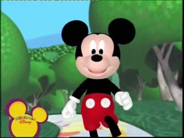 Generique La Maison De Mickey Et La Chanson Mickey Dance Youtube