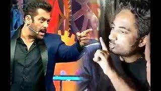 "Zubair Khan to Salman Khan ""Teri Aukaat Kya H..."