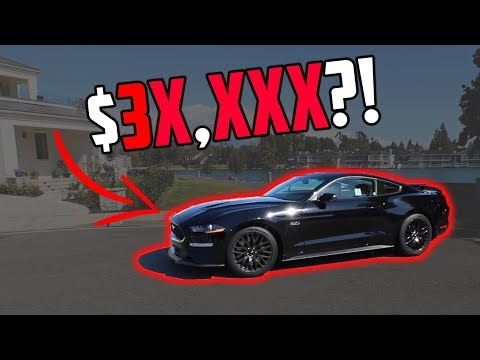 HOW MUCH I PAID FOR MY NEW  MUSTANG GT PREMIUM!