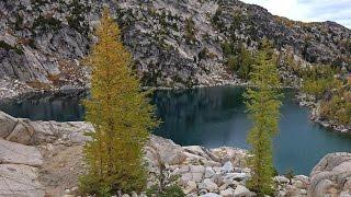 Enchantment Lakes, Washington, USA in 4K (Ultra HD)
