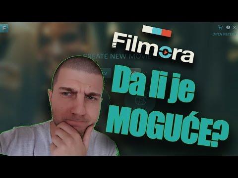 Filmora - Editovanje vaseg Gameplay-a (Facecam + Border)