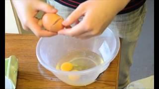 Making Chinese Style Egg Tarts