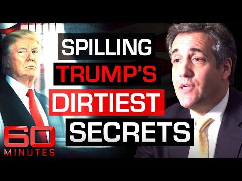 Michael Cohen: Does Donald Trump have a 'secret' pardon?   60 Minutes Australia